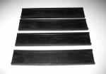 Sealing rubber for spring clamp 4psc